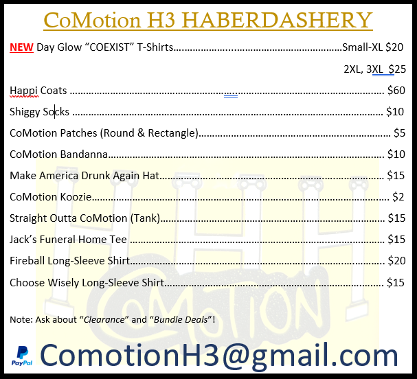 0.2-Haberdashery Price List